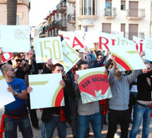 Bacardi : 100 barmen à Sitges