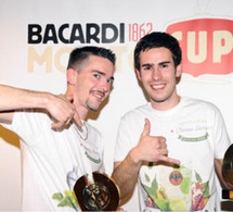 Finale Bacardi Mojito Cup : the winners are...