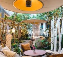 Bar éphémère Glenfiddich au Mandarin Oriental Paris