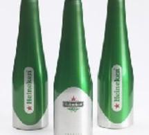 Nouveau : La bouteille Heineken 'Nuit'