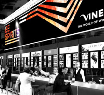 BE SPIRITS by Vinexpo Paris : les bars à cocktails présents sur l'INFINITE BAR