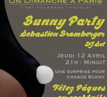 Bunny Party ou comment fêter Pâques en cocktails