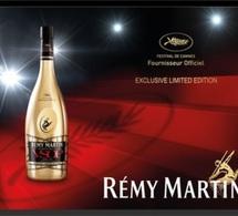 Cannes 2012 : Rémy Martin présente son édition limitée Collect'Or