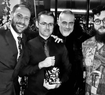 Alain Dauvergne remporte la compétition éco-responsable du rhum Flor de Caña