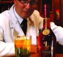 Nouvelle bouteille de cognac Martell VSOP Ritz - Edition Exclusive