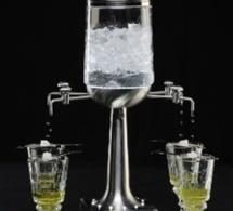 Pernod présente son Cube Bar
