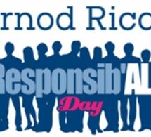 Pernod Ricard et son Responsib'All Day 2012
