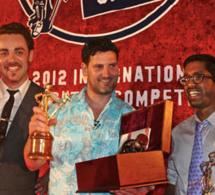 Remise des trophées du Grand Prix Havana Club 2012 (vidéo)