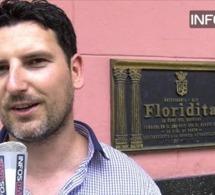Julien Escot in Havana : Floridita