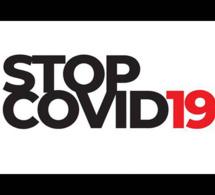 #COVID-19 sur leurs réseaux sociaux ... Alexandre Vingtier