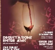 L'édito de Barmag  n°7 - septembre 2006 (spécial vin - Consommer avec modération)