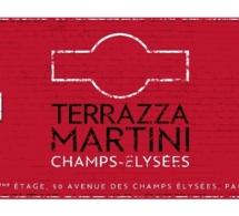 La Terrazza Martini - Champs Elysées dévoile sa programmation musicale