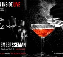 Infosbar Inside Live #2 : Bartenders on line