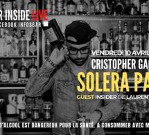 Christopher Gaglione, propriétaire du Solera Paris