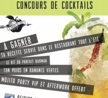 Concours cocktails du Paradis du fruit : et le gagnant est …