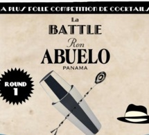 Première Battle Abuelo au 43 Cocktail bar