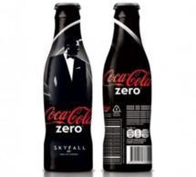 Coca-Cola Zero se met aux couleurs de l'agent 007