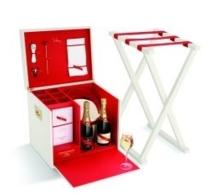 G.H.Mumm présente de nouveaux coffrets pour servir le Champagne
