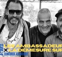 Hugues Pietrini (Be Gatsby), Nicolas Levy (Les Ambassadeurs), Laurent Le Pape (Infosbar), Filipe Alves (La Démesure sur Seine)