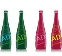 Badoit dévoile son édition limitée de 4 bouteilles différentes