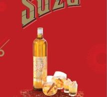 """Suze présente son """"apéritif Golden Suze"""""""