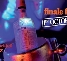 Finale Angostura global cocktail challenge lundi 1 er octobre