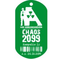 Jeu concours : 5x2 places pour CHAOS 2099, la nuit des Ambassadeurs
