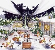 Le Park Hyatt Paris-Vendôme dévoile sa terrasse d'hiver