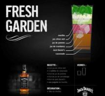 Le Fresh Garden par Jack Daniel's