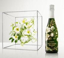 Perrier-Jouët dévoile une édition limitée florale pour les fêtes de fin d'année