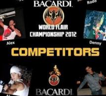 MICS 2012 : Résultats du Bacardi World Flair Championship