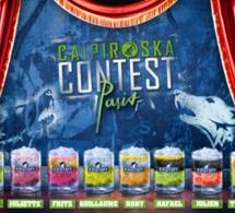 Caïpiroska Contest d'Eristoff : les 8 finalistes