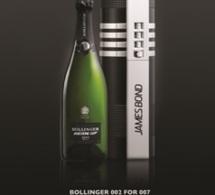 Bollinger peut remercier James Bond