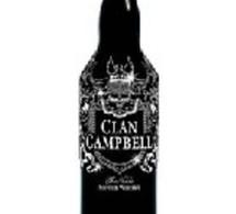 Lancement de la bouteille 'Blason de Clan Campbell'