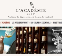 L'Académie LMDW ouvre ses portes en 2013 à Paris
