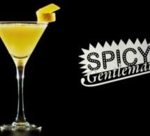 Cocktail Spicy Gentleman