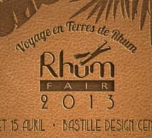 Rhum Fair Paris 2013 au Bastille Design Center