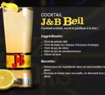 Cocktail J&B Beil