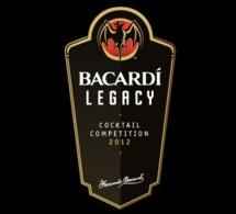 Finale France de la Bacardi Legacy Cocktail Competition 2013 au Forvm Bar à Paris