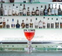 Création du cocktail « Baccarat Harcourt » par Thierry Hernandez