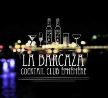 La Barcaza, Cocktail Club Ephémère, fait son retour à Paris ce 31 janvier 2013