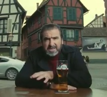 Eric Cantona : star de la nouvelle campagne Kronenbourg