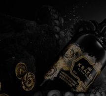 "Le spiced rum The Kraken sort son édition limitée ""Unkwown Deep"""