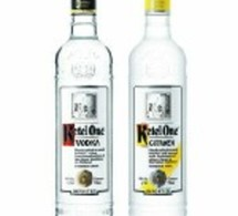 Ketel One vodka et Ketel One Citroen
