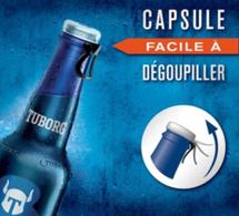 SKØLL by Tuborg : la bière aromatisée vodka et agrumes venue du Grand Nord