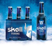 Fiche produit : Bière arômatisée Skoll by Tuborg (Brasseries Kronenbourg)