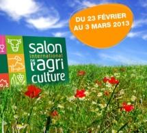 Vins et spiritueux au Salon de l'Agriculture 2013