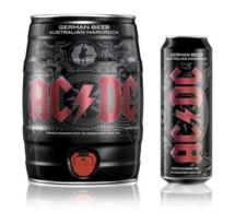 AC/DC lance sa propre bière