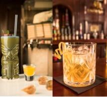 Nouvelle carte de cocktails pour Le Traiteur du Marais