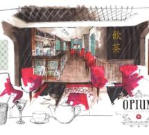 L'Opium Cocktail & Dim Sum Parlour à Londres
